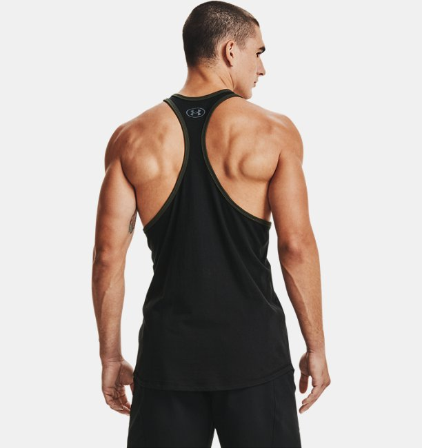 Mens Project Rock Iron Paradise Tank